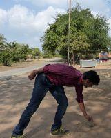 Our guide - Chittaurgarh