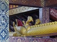 Trough for holy water, Wat Xieng Thong