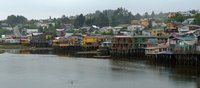 Palafitos, Castro, Chiloe
