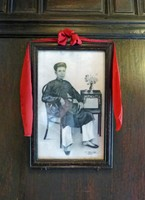 Family photo, Tan Ky House, Hoi An
