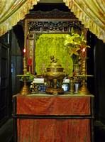 Family shrine, Tan Ky House, Hoi An