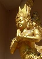 Wat Langka detail