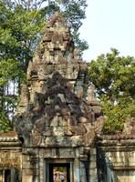 Gate by the Elephant Terrace, Angkor Thom