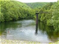 New Pool Reservoir, Cardingmill Valley