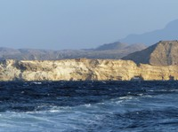 Rock formations, Muscat