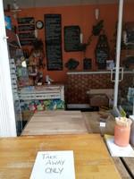 Cafe in Ealing Broadway