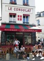 Le Consulat, Montmartre