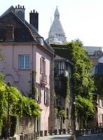 Rue de l'Abrevoir, Montmartre