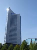 The City-Hochhaus, Lepzig