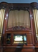 In the mechanical music museum, Schloss Bruchsal