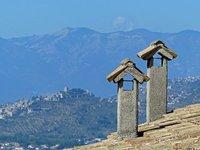 View near the Porta dell'Arco
