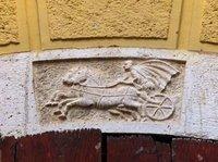 In the Via dell'Aquina Romana, Arpino