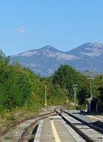 At Arpino station