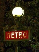Metro Jussieu
