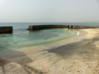 Ancient harbour, Santa Maria, Sal