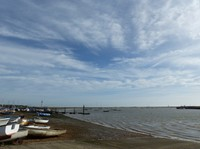 At Orford Quay