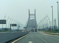 Bridge near Hai Phong