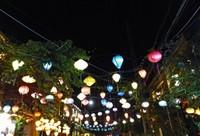Lanterns in old Hoi An