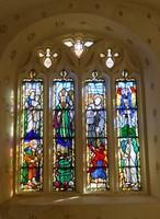 Glastonbury Abbey - in St Patrick's Chapel