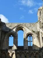 Glastonbury Abbey - the Lady Chapel