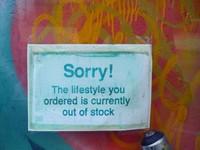 Seen in Glastonbury