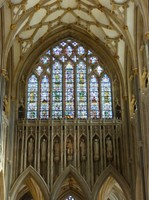 The Jesse Window, Wells Cathedral