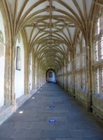 Cloisters, Wells Cathedral