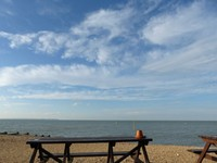 View from the Old Neptune, Whitstable