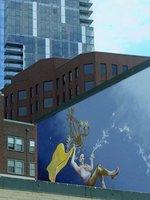 Mural near Pike Place Market