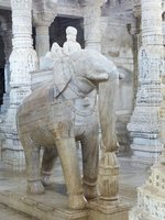 Marble elephant, Ranakpur