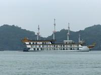 The Dragon Legend II in Bai Tu Long Bay