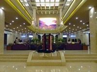 Lobby of the Koryo Hotel