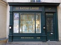 Le Bateau Lavoir, Place Émile Goudeau, Montmartre