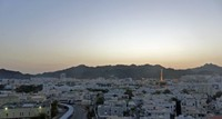 Dawn over Muscat