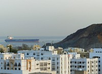 View of Muscat, early morning
