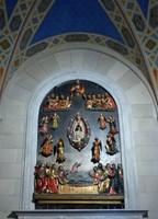Altarpiece in the Basilica di San Frediano, Lucca
