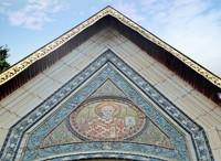 Sveti Nikolay Mirlikiiski, Sofia - detail