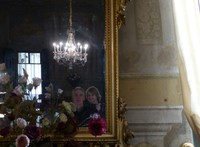 Messing around in the Palazzo Pfanner!