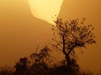 Jebel Shams sunset