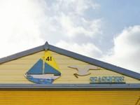 Beach hut, Tankerton Slopes, Whitstable