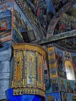 Pulpit of the Cathedral Church of the Assumption of the Virgin Mary, Bachkovo Monastery
