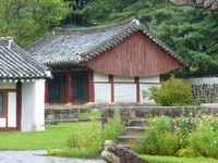 Buildings of the Koryo History Museum, Kaesong