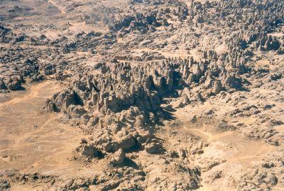 Tassili n´Ajjer - Tassili n'Ajjer National Park
