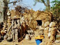 village visit to Kampti - Burkina Faso