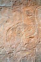 Gravures de Tiout - Ain Sefra