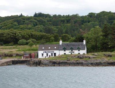 Boathouse, Ulva