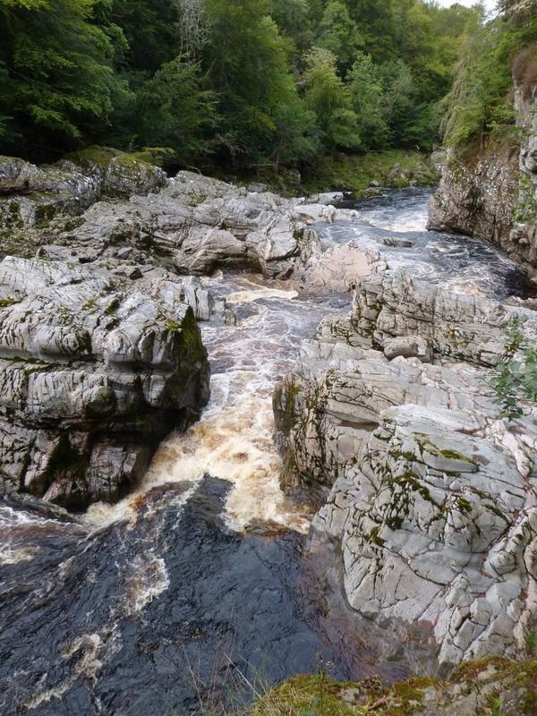 River Findhorn at Logie
