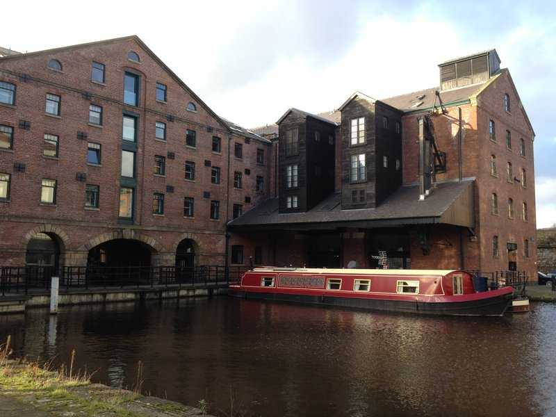 Sheffield - Victoria Quays