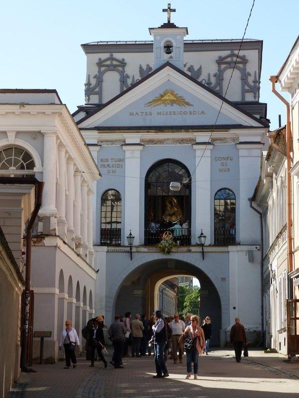 Aušros Vartụ, Vilnius
