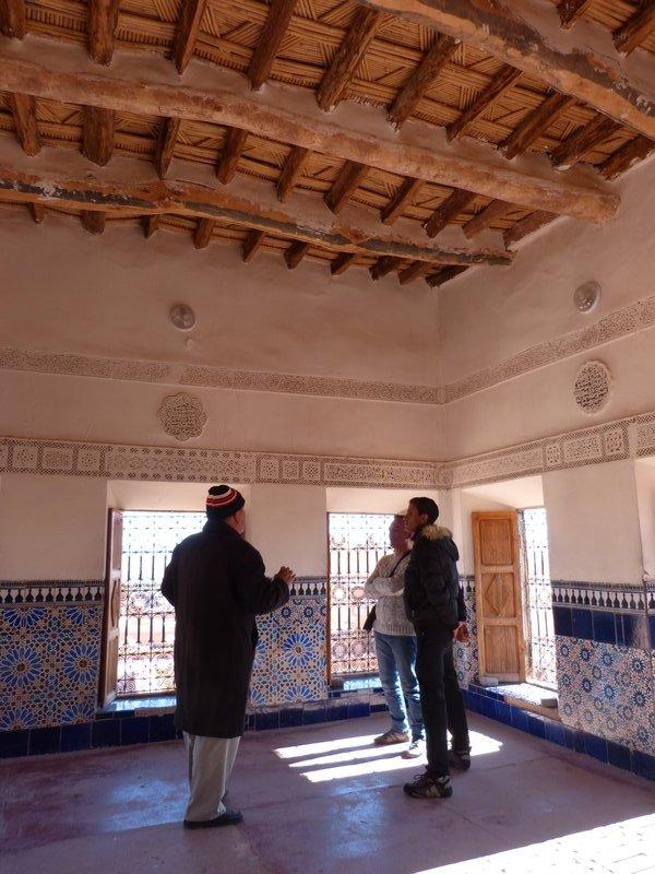 Kasbah - Interior